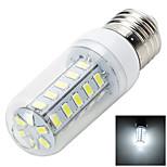 Bombillas LED de Mazorca Decorativa Marsing B E26/E27 6W 36 SMD 5730 400-500 lm Blanco Cálido / Blanco Fresco AC 100-240 V 1 pieza