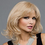 Fashion Gold Explosion Models in Europe and America Must-Wig