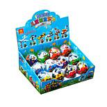 Flight 6501, Dr. Building Blocks Traffic Blocks Twisted Egg Educational Toys Assembled 69 Pcs