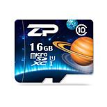 ZP 16GB Clase 10 / UHS-I U1 MicroSD/MicroSDHC/MicroSDXC/TFMax Read Speed80 (MB/S)Max Write Speed20 (MB/S)