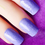 ekbas ongles mat violet colle 16ml vernis à ongles