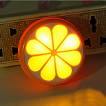 Creative Warm White Orange Light Sensor Relating to Baby Sleep Night Light