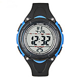 Sports Watch Heren Stopwatch / s Nachts oplichtend Japanse quartz Digitaal armband