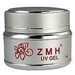 ZMH Professtional Nail Art transparents extension gel Polish 30G
