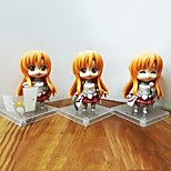 Sword Art Online Anime Action Figure 8CM Model Toy Doll Toy