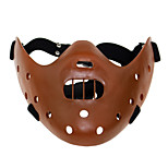 Halloween Film Silent Lamb Theme Hannibal  Male Black / Green / Brown Cosplay Masks Mask