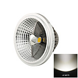 YouOKLight® GU10 13W 1200lm 4000K 2-COB LED Ceiling Light - Grey + Silvery White (AC 110V/220V)