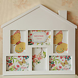 Frame Gift Webbing Gift And Present Picture Frame Plastic Photo Box House Shaped Photo Frame Good Gift