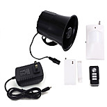 125db Buzzer Speaker Wireless Alarm Siren Horn And Home Alarm Systems