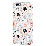 Painting Pattern TPU Back Cover for iPhone 6/iPhone 6 Plus/iPhone 6s/iPhone 6s Plus