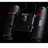 BIJIA 30 22 mm Binoculars HD BAK4 Night Vision / Generic / Roof Prism / Porro Prism / High Definition / Waterproof