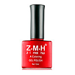ZMH professtional Nail Art gel Polish 15ml Soak off 336 color Gel Nail Polish UV LED