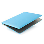 Two Sided Silk pattern Protective Top Flip Open PU + PC Case Cover for Apple Macbook Air 11.6
