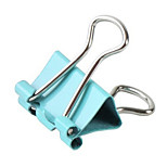 Bookmarks & Clips for Office Random Colors
