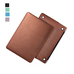 Newest Silk PU Surface Laptop Full Body Case Cover  for  MacBook Air 11
