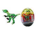 Dr 6304 Lego Toys New Le Dinosaur Twisted Egg Block Puzzle Block To Hold Assembled Children'S Toys