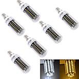 Bombillas LED de Mazorca Decorativa YouOKLight® T E14 / E26/E27 5W 72 SMD 4014 300 lm Blanco Cálido / Blanco FrescoAC 100-240 / AC