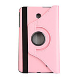 Newest 360 Degree Rotating PU Leather Stand Case Cover For LG G Pad F 8.0 V495 Tablet