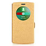 PU Leather Full Body Cases for LG G4