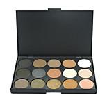 15 Eyeshadow Palette Shimmer Eyeshadow + Concealer