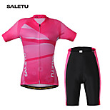SALETU Women Cycling Jerseys/ Bicycle Cycling Clothing/Quick-Dry Bike Sports Wear