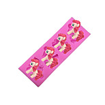 The Pony Cartoon Style Candy Fondant Cake Molds  For The Kitchen Baking Molds
