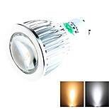 7W GU10 Focos LED MR11 1 COB 650 lm Blanco Cálido / Blanco Natural Decorativa AC 100-240 V 1 pieza
