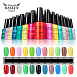 1Pcs UV Gel Nail Polish Long-Lasting Nail Gel Soak-off LED Lamp Fingertip Ballet Gel Polish 12ML 31-40 Colors