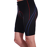 JAGGAD Bike/Cycling Shorts / Padded Shorts / Bottoms Women's / Men's / Unisex Breathable / Quick Dry Nylon / Elastane StripeS / M / L /