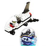 Dr Ship 6703, Le Brand Building Blocks Space Assembling Lego Twisted Egg Children'S Toys