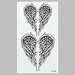 Fashion Tattoo Angel's Wings Waterproof Tattoo Stickers