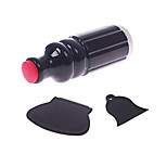 1set Black Stamper Scraper  Nail Art Transfer DIY Manicure Tools NA176