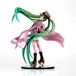 Nigaito Vocaloid Military Style Hatsune Miku Japanese Anime PVC Figure Ver.20cm