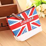 Travel WalletForTravel Storage Fabric Blue / Red 8*10