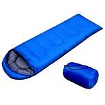 Outdoor Envelope Hooded Sleeping Bag