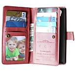 PU Full Body Case With 9 Card Slot for Lenovo P70T/P70/K3 Note(Assorted Colors)