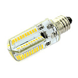 4W E11 LED Corn Lights T 80 SMD 3014 320-360 lm Warm White / Cool White AC 220-240 V 1 pcs