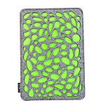 originalidad en el diseño de malla textil caso modelo en la versión genérica material para ipad 6/5/4/3/2 / aire / aire 2 (colores