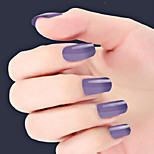 SIOUX Purple Color Gradient Nail Glue 6ML Nail Polish