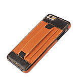 For Apple IPhone6/6s/ 6Plus/6S Plus Football Grain Leather Back Slot Satisfy The Multifunction Protective Cover Case