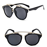 Fashion Women Trendy UV400 Full-Rim Sunglasses