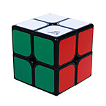 55mm 2 Layers Patch Magic Cube Game Black