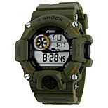 Unisex  Watch/ Calendar / Chronograph  / Alarm  / Digital Wrist watch