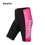 SALETU Summer  Compression Womens Cycling Shorts 3D Padded Gel Riding Bicycle MTB Mountain Bike Shorts