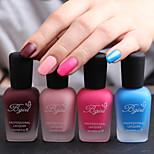 4 PCS-Bgirl Nail Art  Matte Nail Oil Polish -16ml/Bottle 4 colors /set(23/24/29/30)