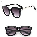 Fashion Women Trendy Square UV400 Sunglasses