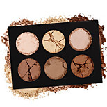 6 Color Beverly Hills Contour Kit Bronzer&Highlighting Contour Powder Bright&Matte Cosmetic Palette(3 Color Select)