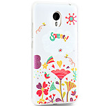 Silicone Back Cover for MEIZU MAX5 PRO