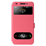 PU Leather Back Cover for Huawei Honor Play 4X