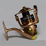 Metal  Fishing Spinning Reel Gear Ratio 5.1:1 Exchangable Handle-AF4000